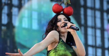 """Marina and the Diamonds perform during the Coachella Valley Music and Arts Festival in Indio, CA, Sunday, April 12, 2015. (Photo by Jennifer Cappuccio Maher/Inland Valley Daily Bulletin)"""