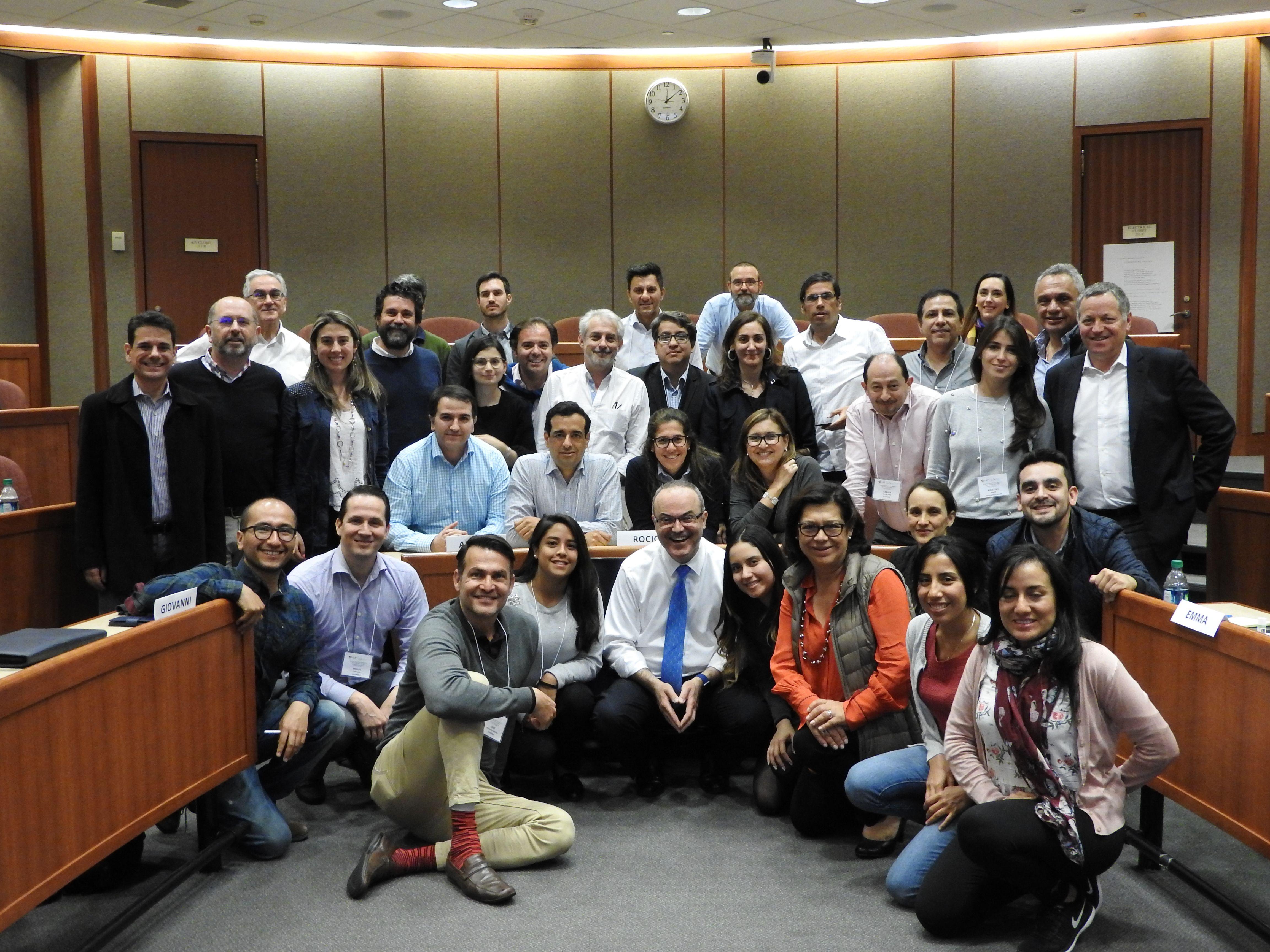 El International Academic Program celebra una nueva edición de su simposio sobre gestión e innovación en los negocios