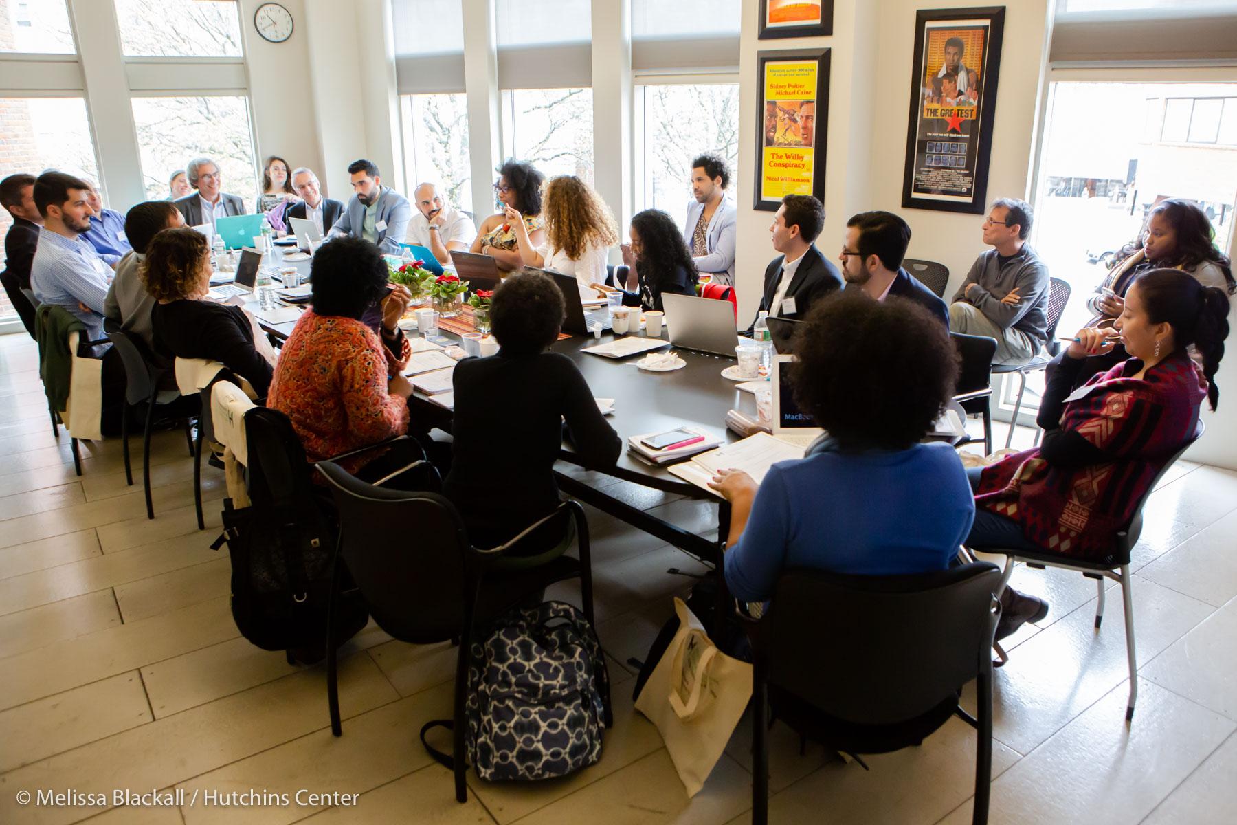 Quince doctorandos en estudios afro-latino americanos exponen sus investigaciones en la Universidad de Harvard