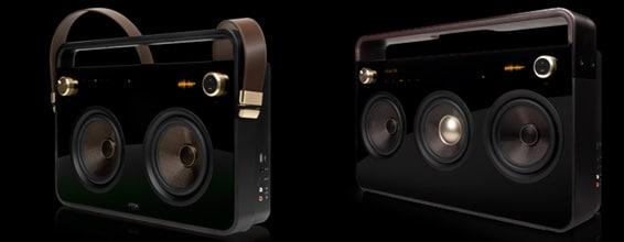 TDK 2 and 3 speaker Boombox