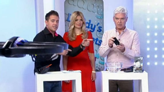 Father's Day gadgets as seen on This Morning