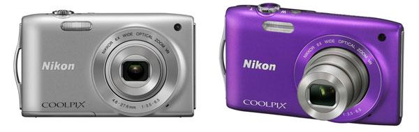 The Nikon S3300