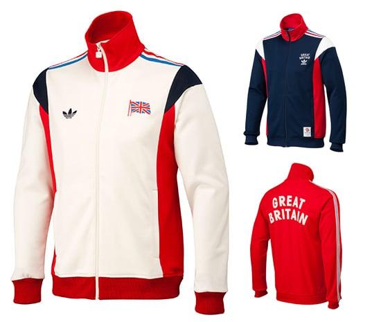 adidas Originals Team GB retro kit