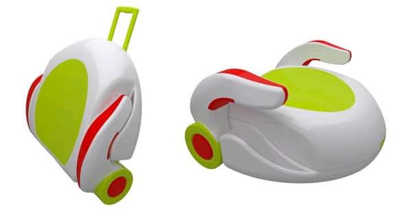 The CarGo seat latest Prototype designs