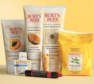 The Burt's Bees Collection