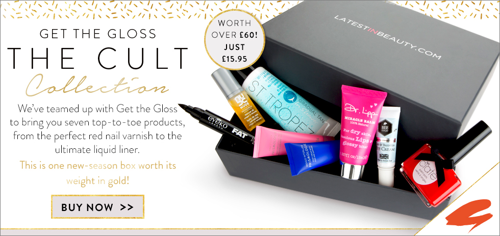 Get the Gloss The Cult Collection