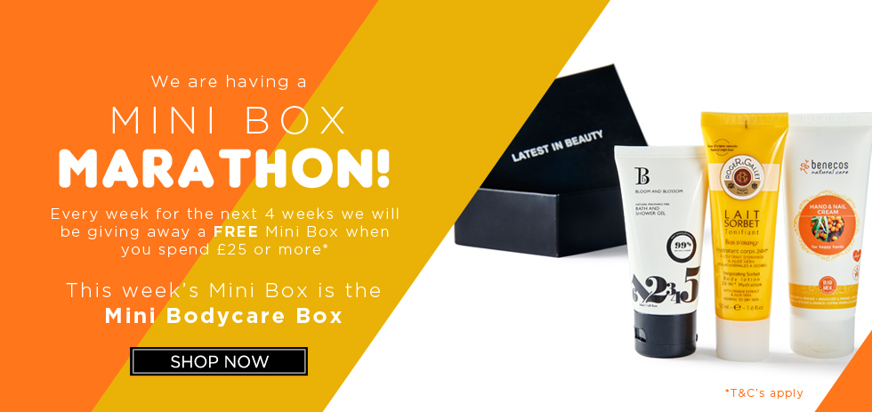 Bodycare Mini Box GWP