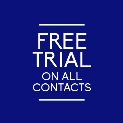 Free contact lens trial