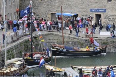 Win tickets to Scottish Traditional Boat Festival