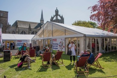 Five awesome things you can learn at May Festival