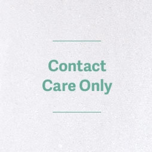 Contact Care Only: