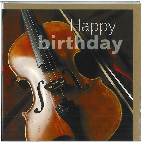 Поздравление скрипачу с днем рождения