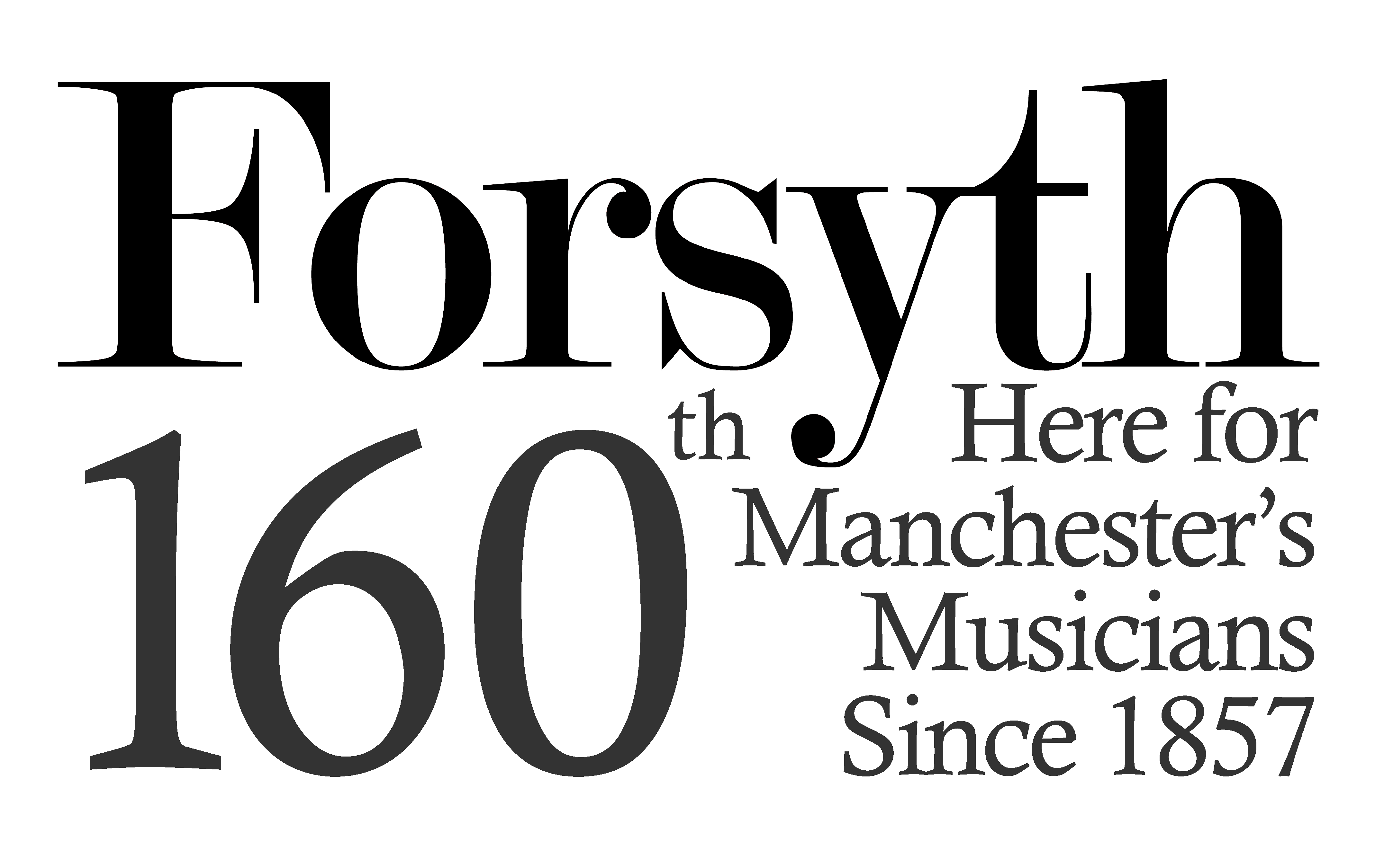 160 Years Serving the Musicians of Manchester and Beyond!