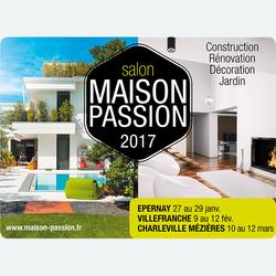 Salon maison passion