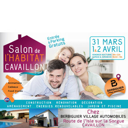 Salon habitat cavaillon