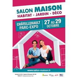 Salon maison chatellerault manu piscine