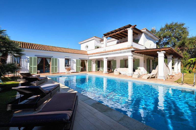 Ref:2886MLV Villa For Sale in Sotogrande