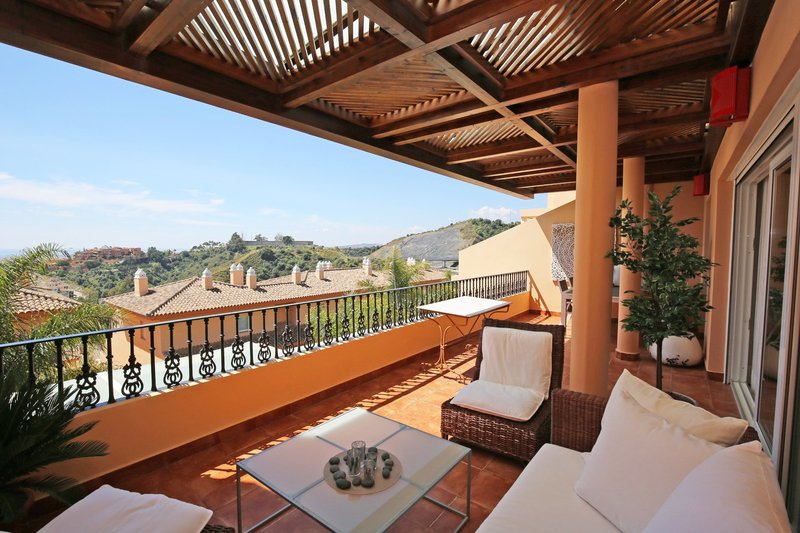 Ref:2782MLPH Penthouse For Sale in Marbella