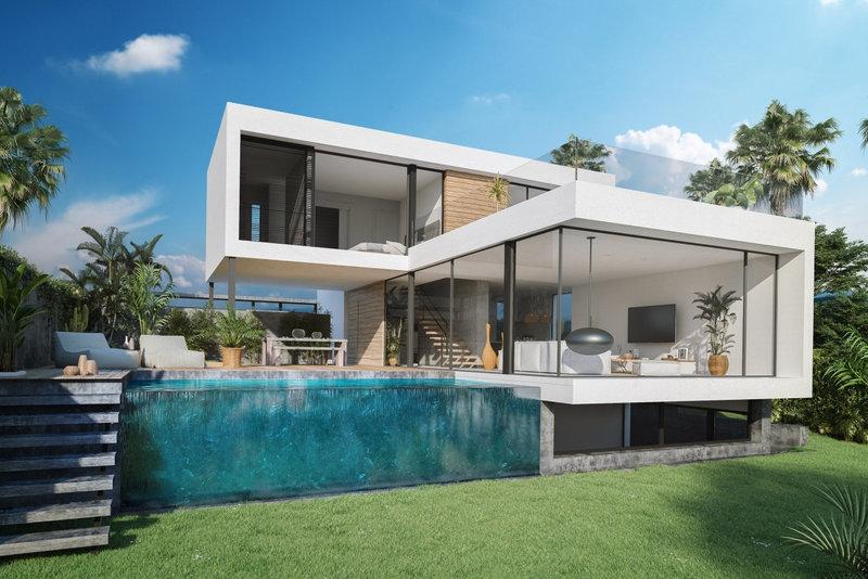 Ref:2545MLV Villa For Sale in Estepona