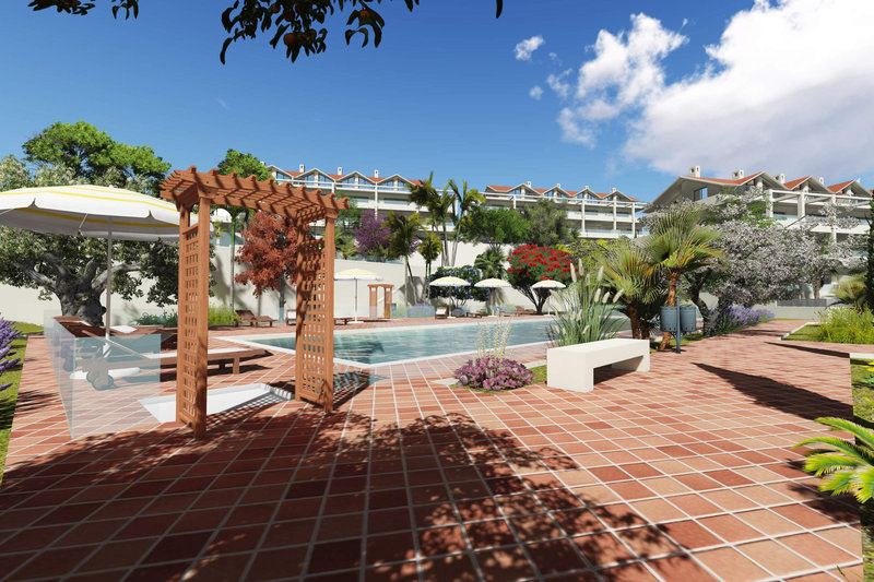Ref:2512MLPH Penthouse For Sale in Estepona