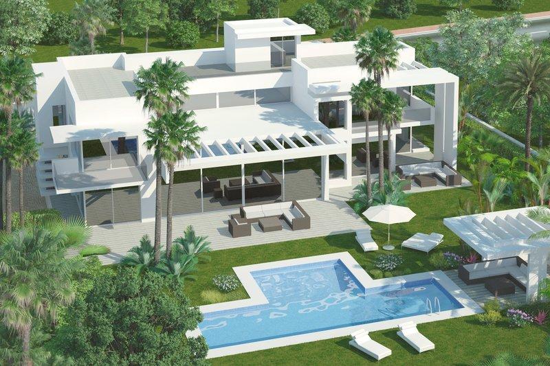 Ref:2883MLV Villa For Sale in San Pedro Alcantara