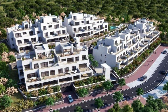 Ref:1121MLND Apartment For Sale in Marbella