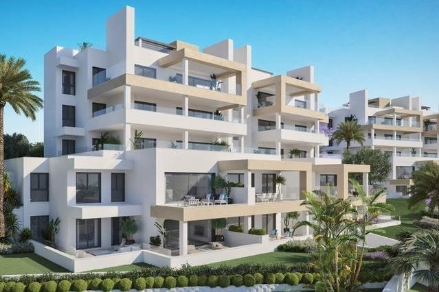 Ref:1098MLND Apartment For Sale in Estepona