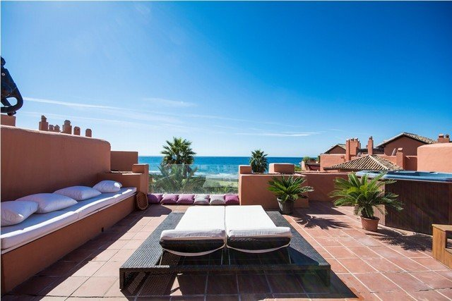 Ref:1834MLPH Penthouse For Sale in Marbella