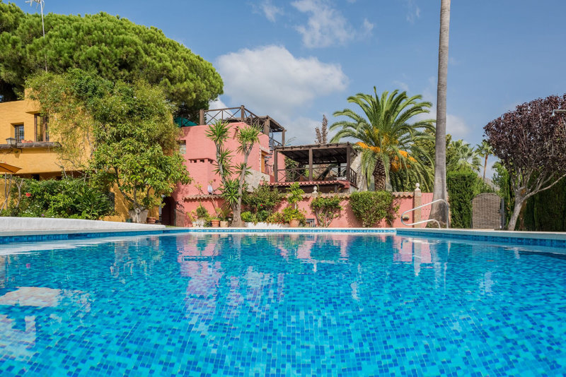 Ref:2529MLTH Townhouse For Sale in Marbella