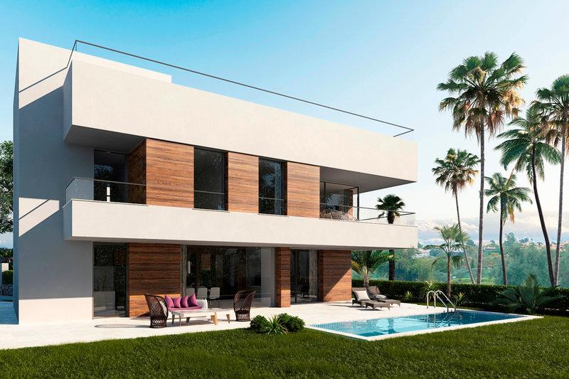 Ref:2544MLV Villa For Sale in Estepona
