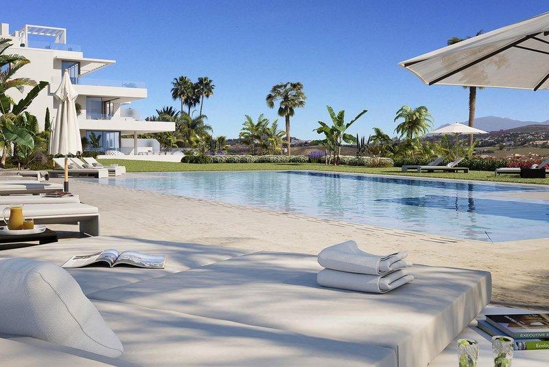 Ref:2051MLND Apartment For Sale in Estepona