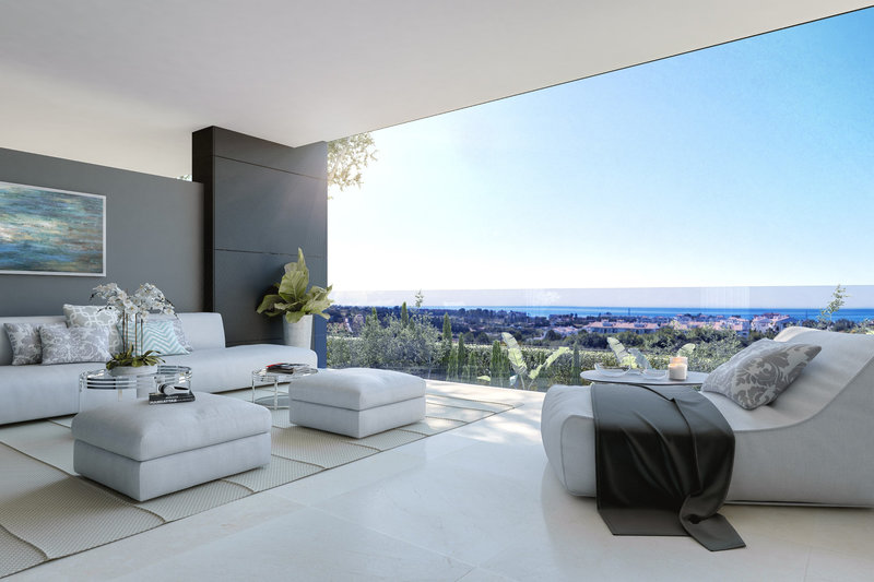 Ref:2687MLA Apartment For Sale in Estepona