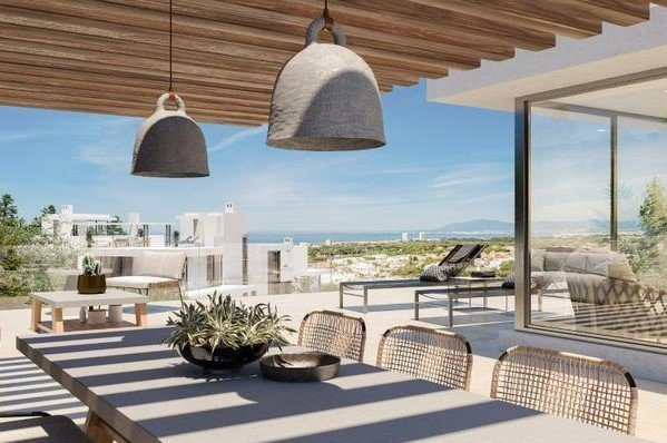 Ref:1195MLND Penthouse For Sale in Marbella