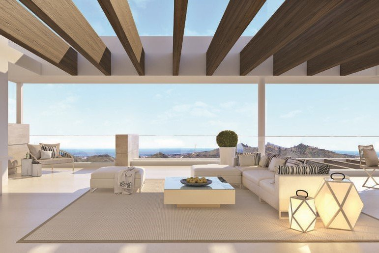 Ref:1106MLND Penthouse For Sale in Marbella