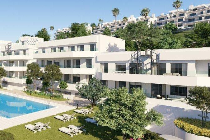 Ref:1115MLND Penthouse For Sale in Estepona