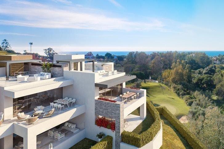 Ref:1172MLND Apartment For Sale in Marbella