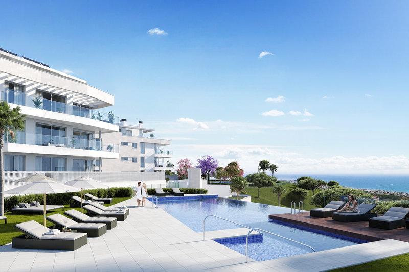 Ref:2552MLNDA Apartment For Sale in Mijas