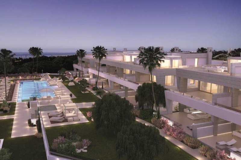 Ref:1129MLND Apartment For Sale in Marbella