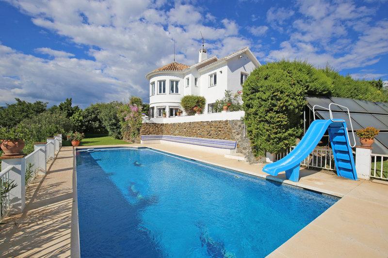 Ref:2645MLV Villa For Sale in San Pedro Alcantara