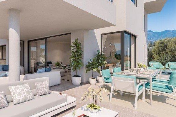 Ref:1089MLND Apartment For Sale in Mijas