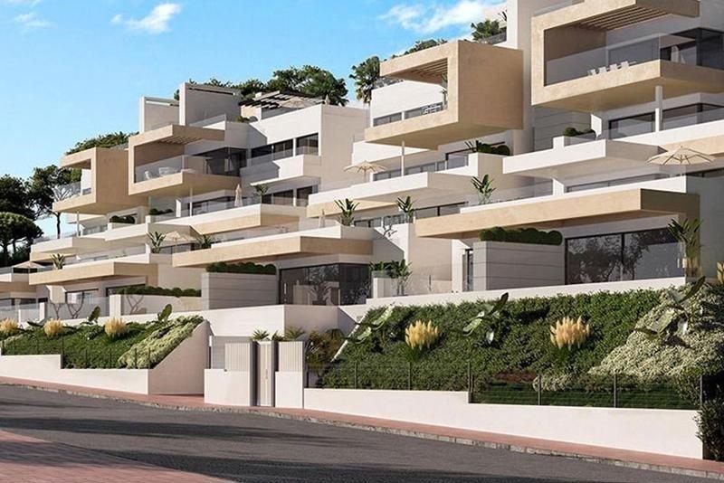 Ref:1057MLND Penthouse For Sale in Estepona