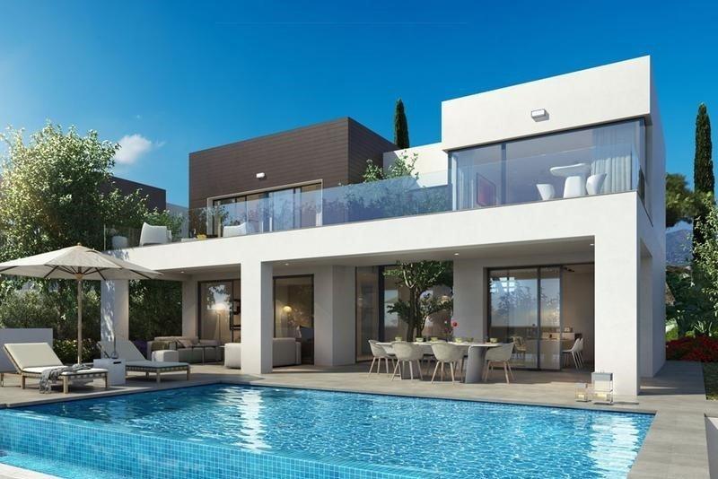 Ref:1185MLND Villa For Sale in Mijas