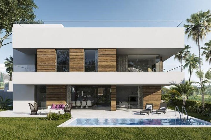 Ref:1116MLND Villa For Sale in Estepona