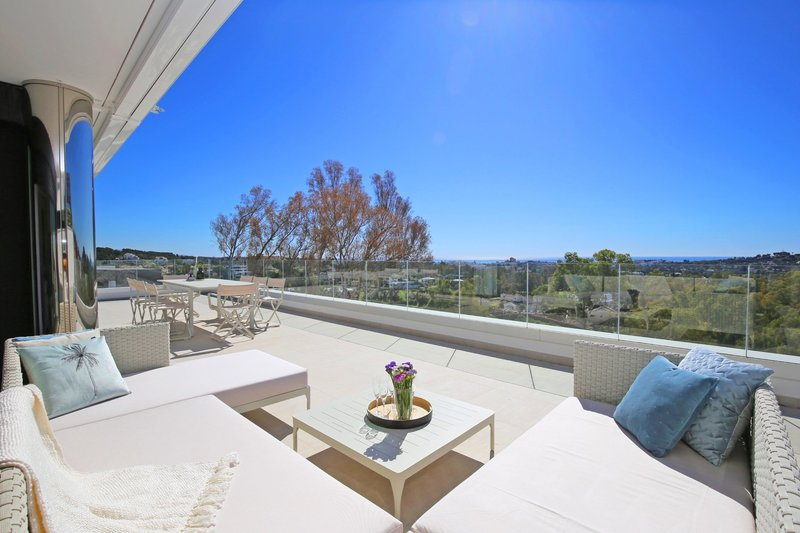 Ref:2764MLPH Penthouse For Sale in Marbella