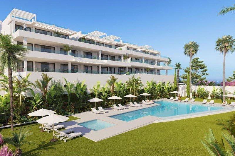 Ref:1203MLND Apartment For Sale in Estepona