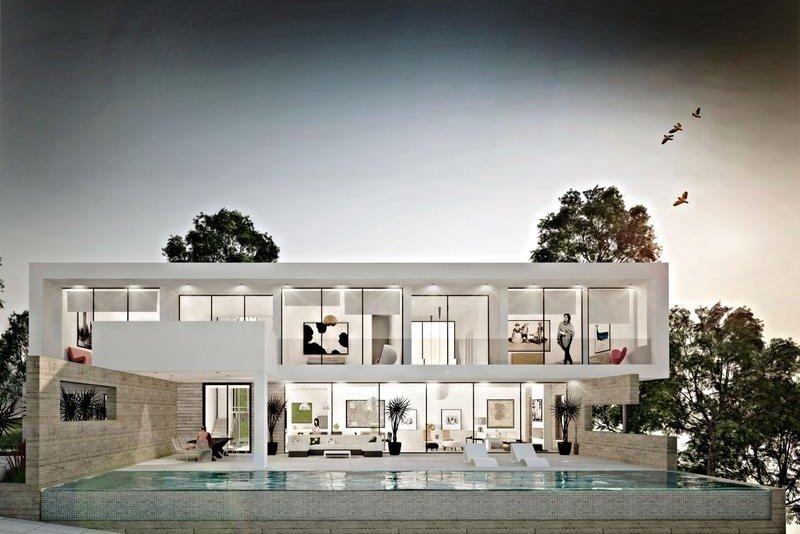 Ref:1074MLND Villa For Sale in Mijas