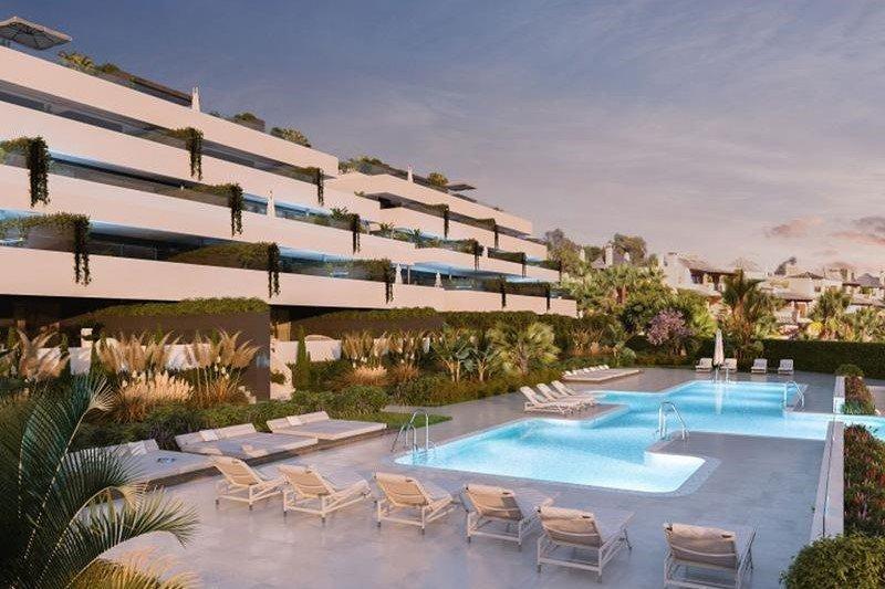 Ref:1050MLND Apartment For Sale in Estepona