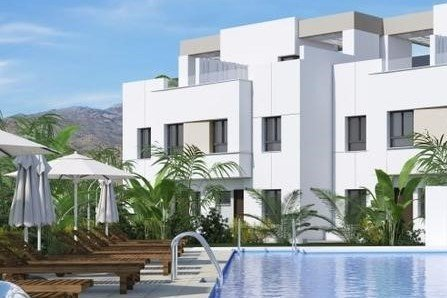 Ref:1006MLND Townhouse For Sale in Mijas