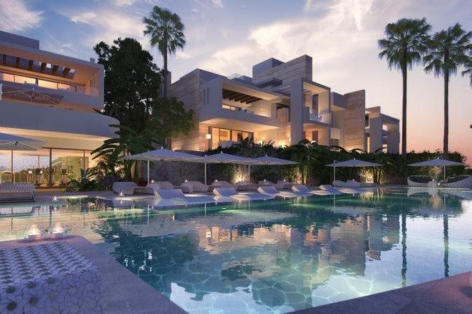 Ref:1104MLND Apartment For Sale in Marbella