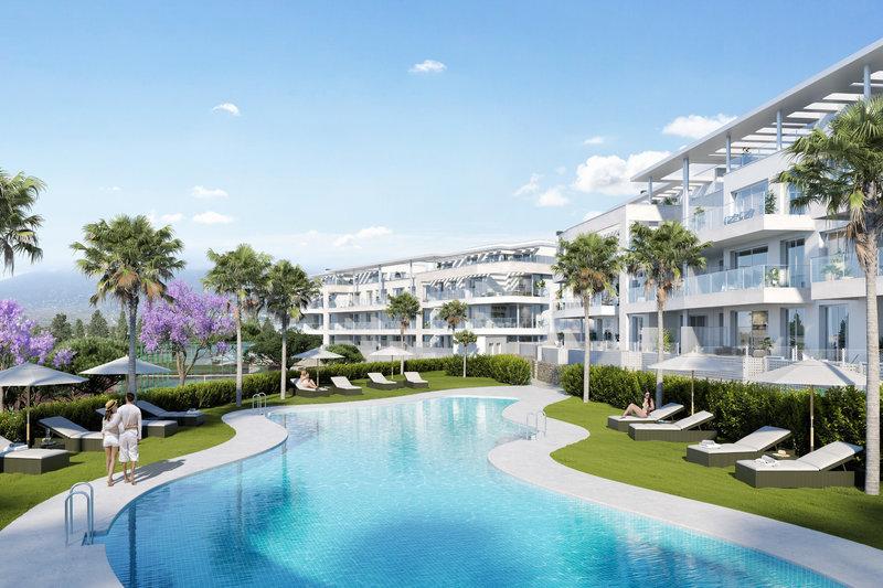 Ref:2552MLND Apartment For Sale in Mijas